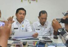 Walikota Banjarmasin bersama wakil